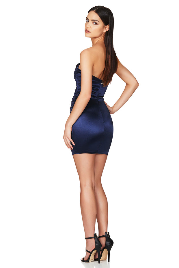 Nookie Cupid Mini Dress - Navy - SHOPJAUS - JAUS