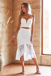 Caryn Set - White - SHOPJAUS - JAUS