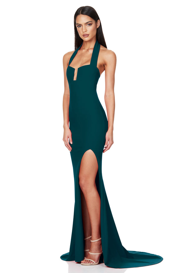 Nookie Destiny Gown - Teal