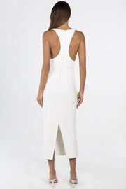 Misha Collection Draya Dress - Ivory - SHOPJAUS - JAUS