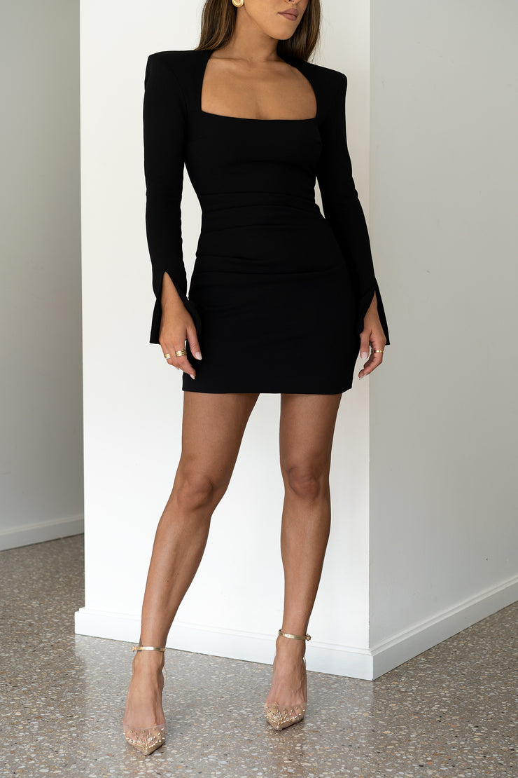 Donna Dress - Black