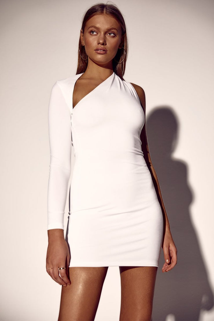 Daniela Mini Dress - White