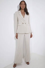 It's Fall Blazer - Beige