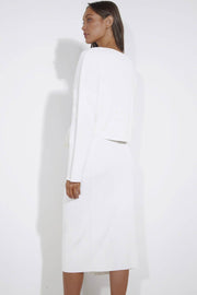 Cece Knit Set - White