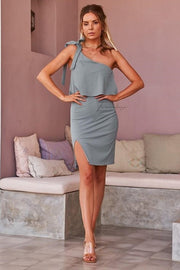 Edith Dress - Sage - SHOPJAUS - JAUS