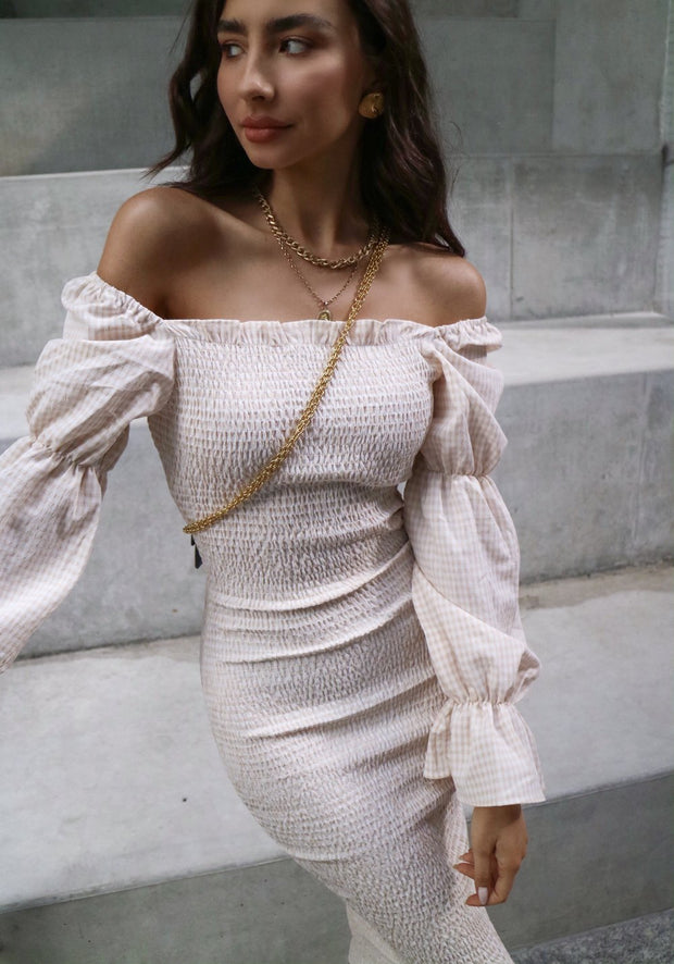 Kourtney Dress - SHOPJAUS - JAUS