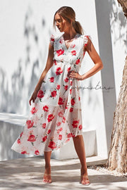 Florence Dress - Print - SHOPJAUS - JAUS