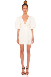 Gravity Dress - White