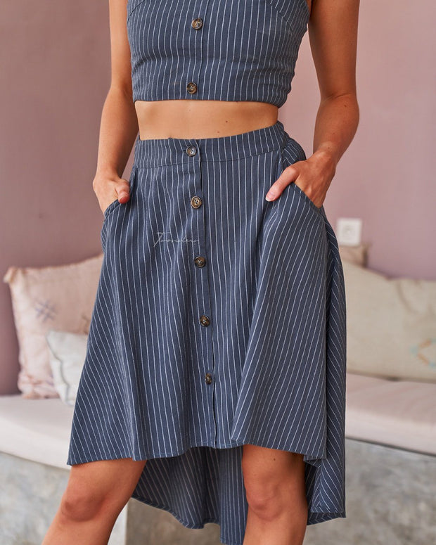 Hudson Set - Stripe - SHOPJAUS - JAUS