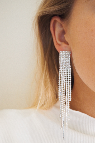 Icy Drop Earrings - SHOPJAUS - JAUS