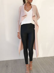 Northwick Cardigan - Blush - SHOPJAUS - JAUS
