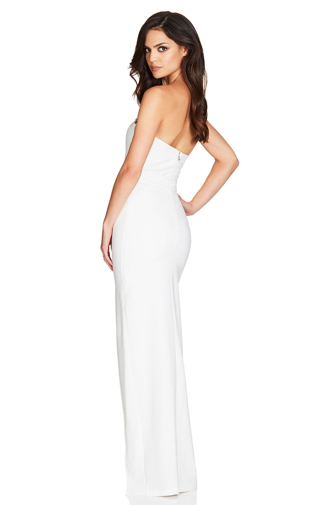 Nookie Impulse Gown - Ivory