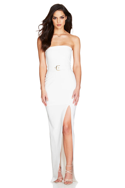 Nookie Impulse Gown - Ivory - SHOPJAUS - JAUS