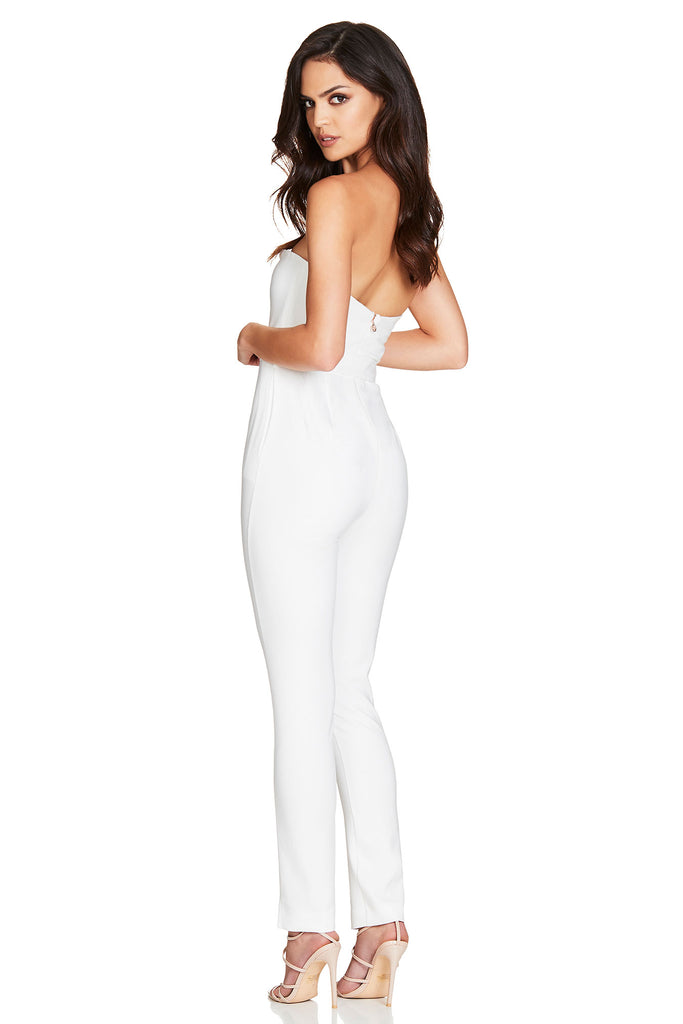 Nookie Impulse Jumpsuit - Ivory
