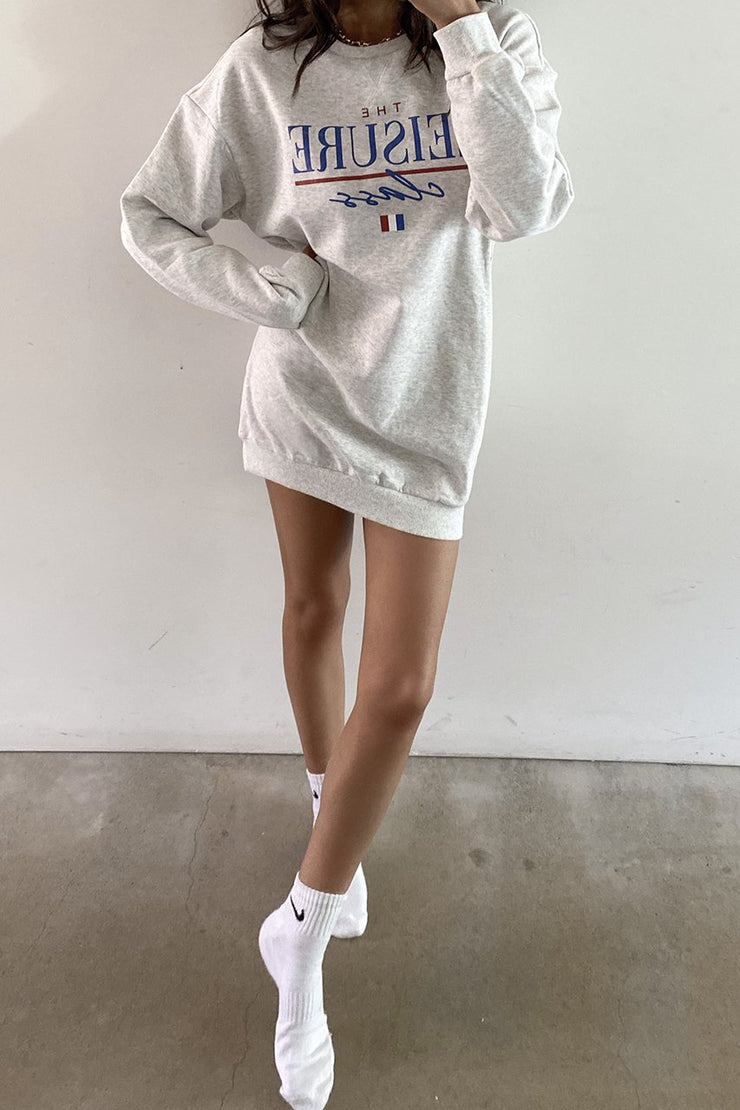 Leisure Class Sweater Dress