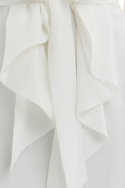 Misha Collection Lorena Dress - Ivory - SHOPJAUS - JAUS