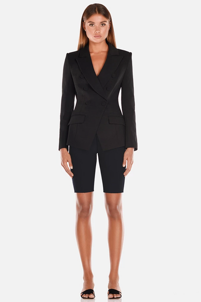 Misha Collection Lyndall Blazer - Black - SHOPJAUS - JAUS