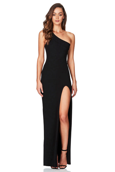 Nookie Mila Gown - Black