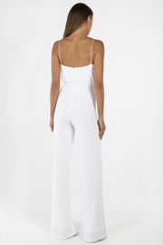 Misha Collection Moyra Pantsuit - Ivory - SHOPJAUS - JAUS