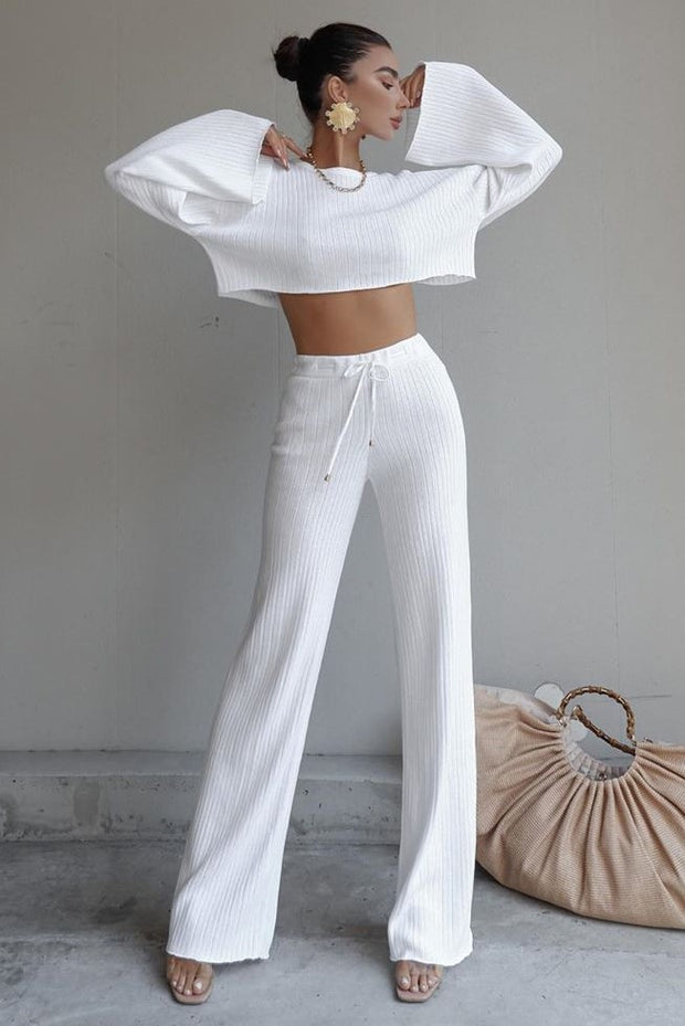 Pippa Pants - Off White