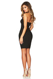 Nookie Boulevard Mini Dress - Black (PREORDER) - SHOPJAUS - JAUS