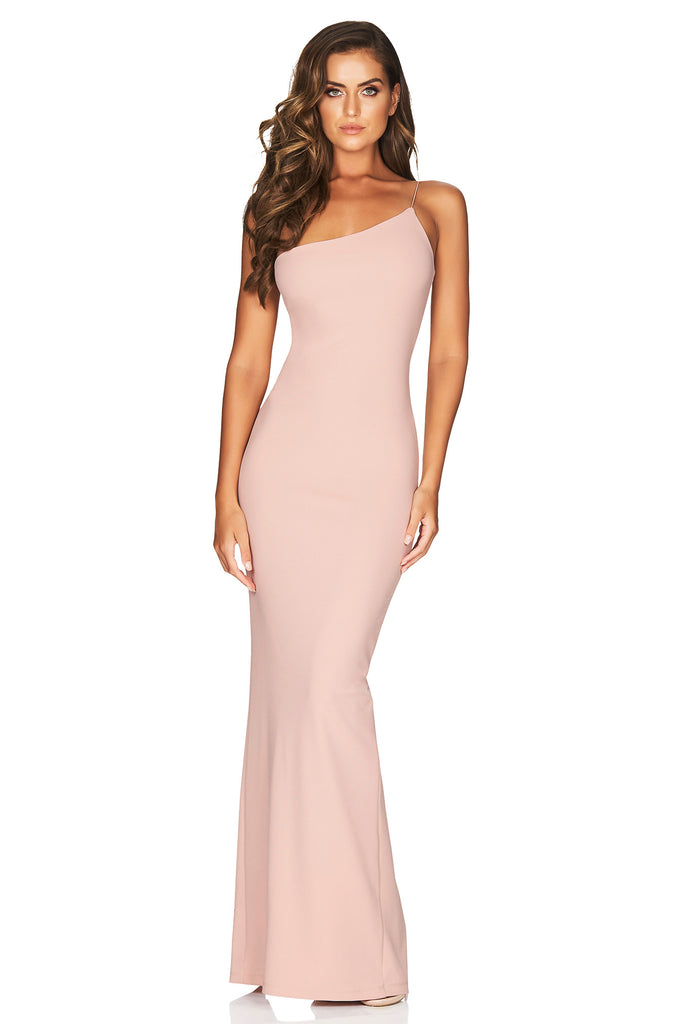 Nookie Penelope Gown - Blush - SHOPJAUS - JAUS