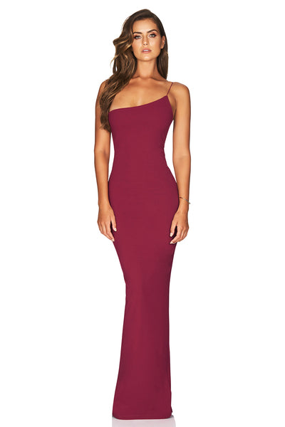 Nookie Penelope Gown - Ruby - SHOPJAUS - JAUS