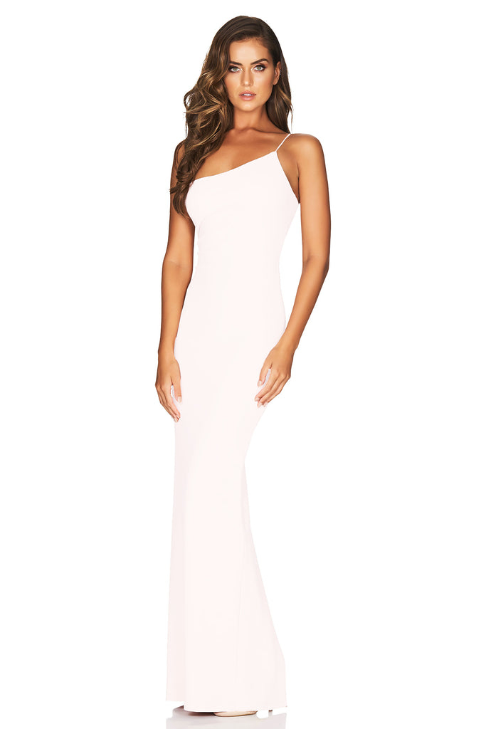 Nookie Penelope Gown - White