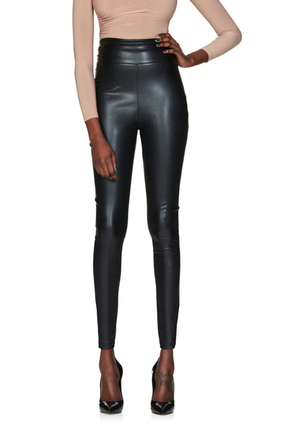 Nookie Viktoria Pants - Black Matte