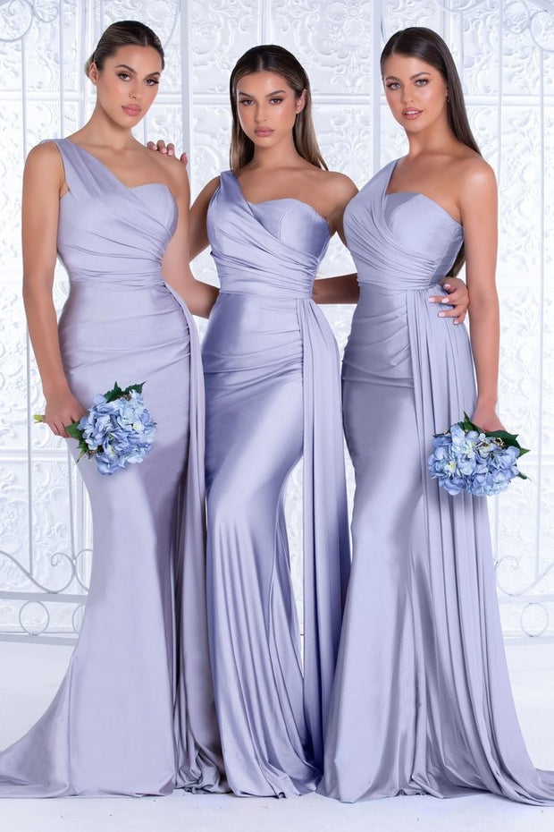 Portia & Scarlett PS6321 Gown - Ice