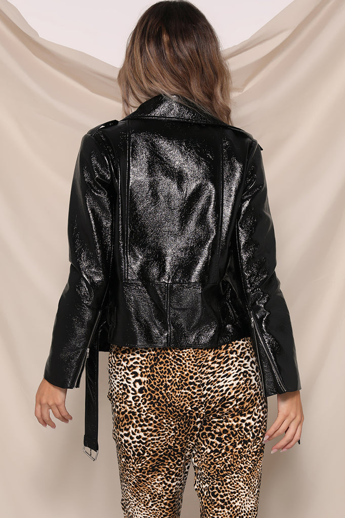 Panther Jacket - Black