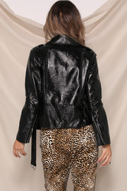 Panther Jacket - Black - SHOPJAUS - JAUS