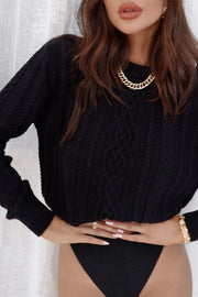 Palmer Sweater - Black