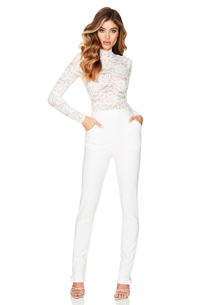 Nookie Muse Pants - Ivory