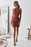 Rivers Dress - Mauve - SHOPJAUS - JAUS