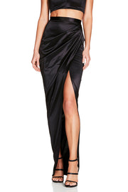 Nookie Slay Skirt - Black - SHOPJAUS - JAUS