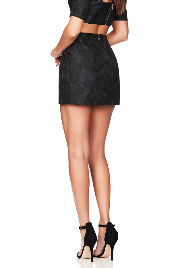 Nookie Solana Skirt - Black - SHOPJAUS - JAUS