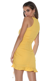 Sunshine Mini Dress - Mango - SHOPJAUS - JAUS