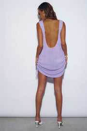Byron Dress - Lavender