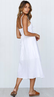 Santorini Dress - SHOPJAUS - JAUS