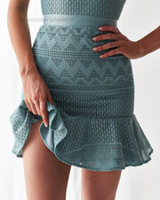 Shona Dress - Sage - SHOPJAUS - JAUS