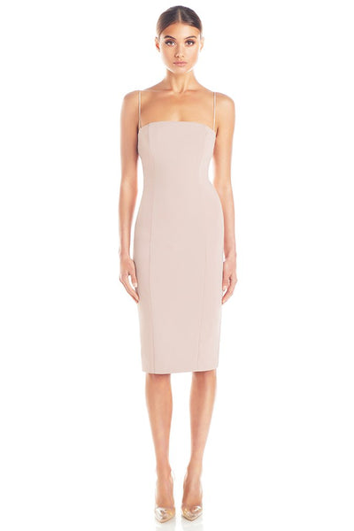 Misha Collection Sophie Dress - Nude - SHOPJAUS - JAUS