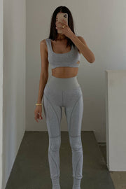 Kia Leggings - Grey