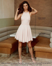 Germaine Dress - Pink
