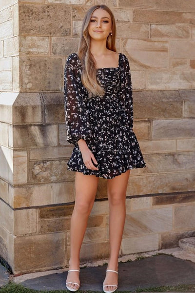 Kimmy Dress - Black