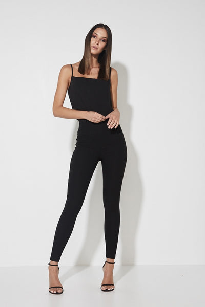 A Woman's Touch Pant - Black - SHOPJAUS - JAUS