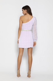 Alira Mini Dress - Lilac - SHOPJAUS - JAUS