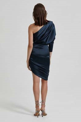 Anita Dress - Navy
