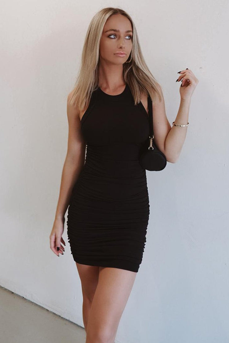 Essence Dress - Black