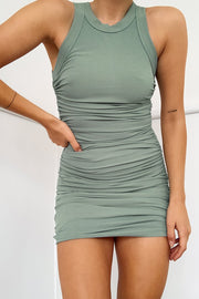 Essence Dress - Teal